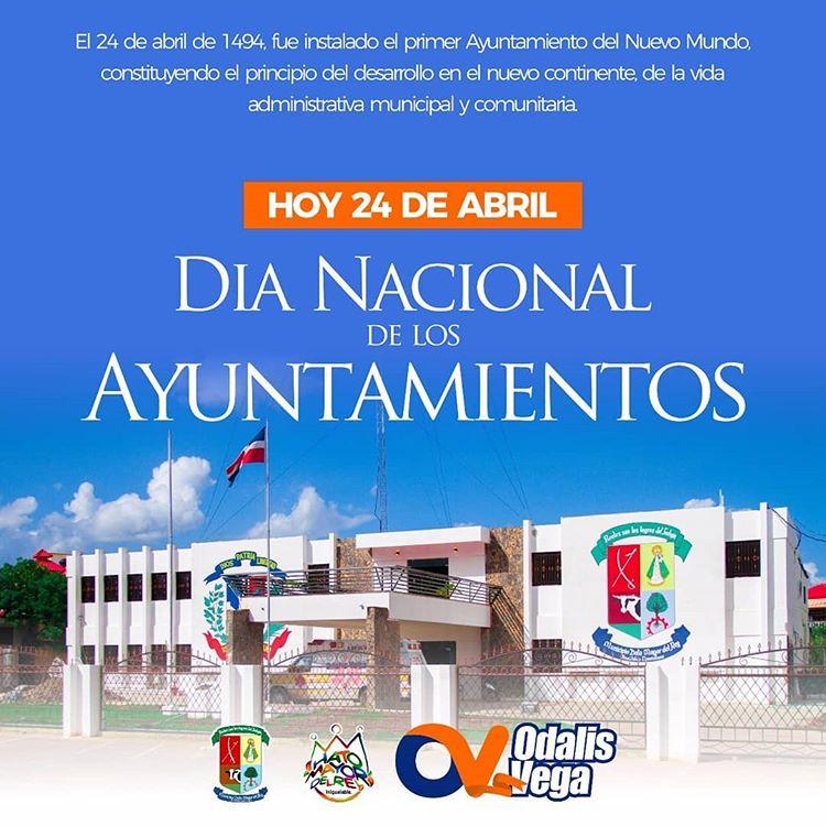 Hoy celebramos el Día Nacional de los Ayuntamientos
