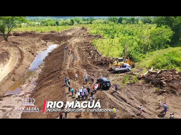 Manejo de las cuencas del Río Maguá, el Arroyo Paña Paña